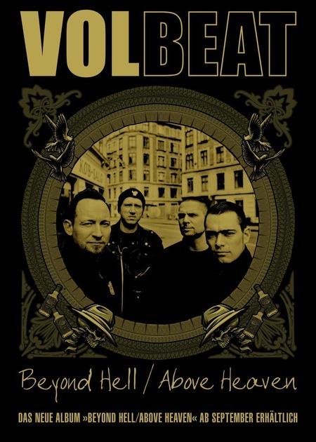volbeat beyond hell above heaven tour 2010 mlk. Black Bedroom Furniture Sets. Home Design Ideas