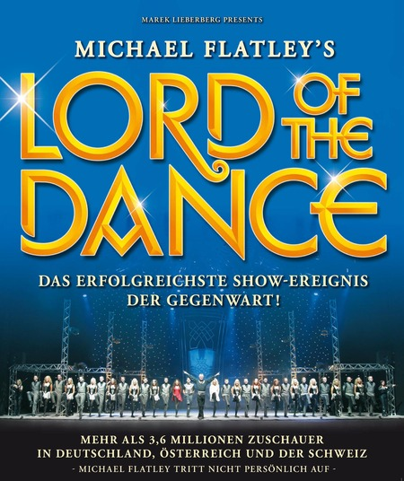 Lord of the Dance: Tour 2012
