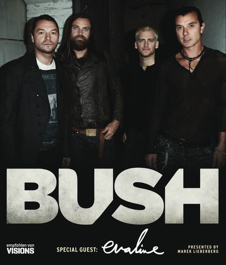 Bush: Live 2011