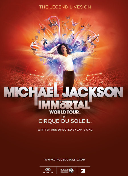 Michael Jackson: The Immortal World Tour - von Cirque Du Soleil