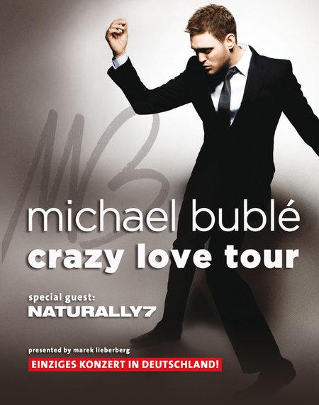 Michael Bublé: Crazy Love Tour 2012