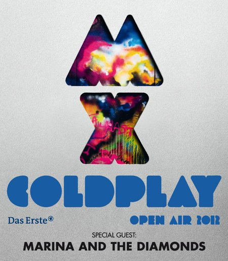 Coldplay: Open Air 2012