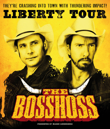 The BossHoss: Open Air 2012
