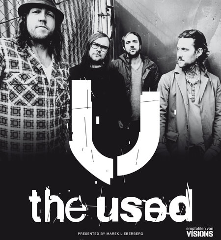The Used: Live 2012