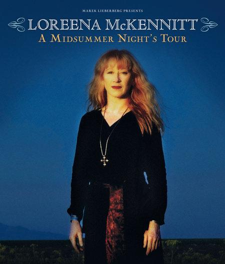 Loreena Mckennitt Tour