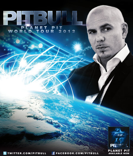 Pitbull: Planet Pit World Tour 2012