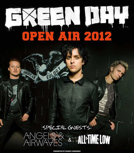 Green Day: Open Air 2012