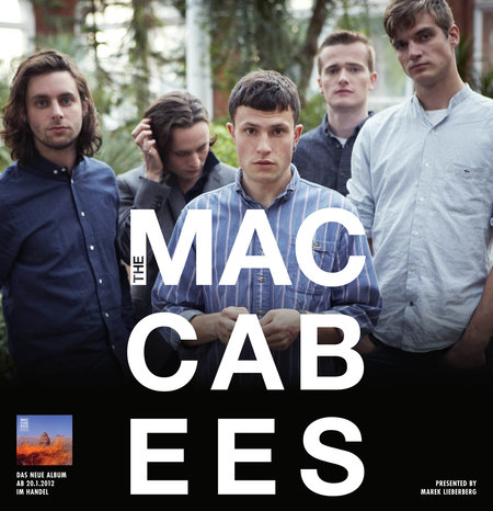 The Maccabees: Live 2012