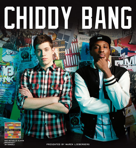 Chiddy Bang: Live 2012
