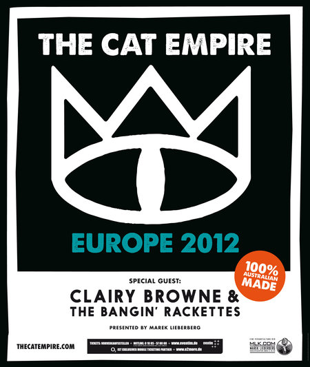 The Cat Empire: Live 2012