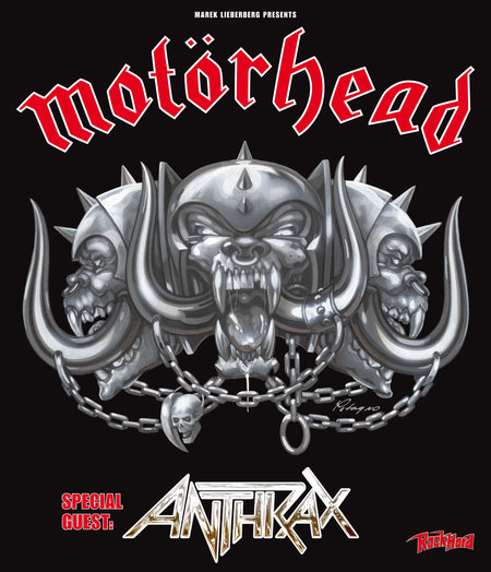 Motrhead: Tour 2012