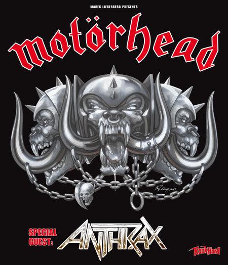 Motörhead: Tour 2012