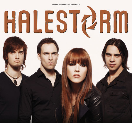 Halestorm: Live 2012