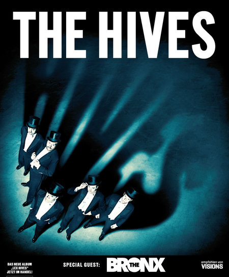 The Hives: Tour 2012
