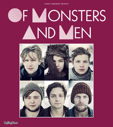 Of Monsters And Men: Tour 2012