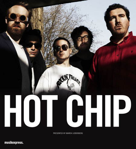 Hot Chip: Tour 2012