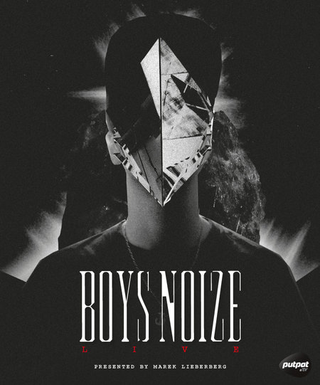 Boys Noize: Live 2012