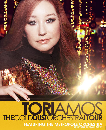Tori Amos: The Gold Dust Orchestral Tour 2012