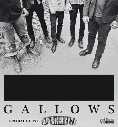Gallows: Tour 2012