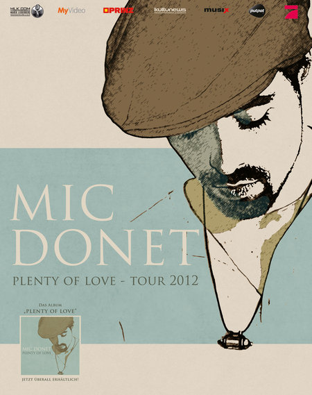 Mic Donet: Plenty Of Love Tour 2012