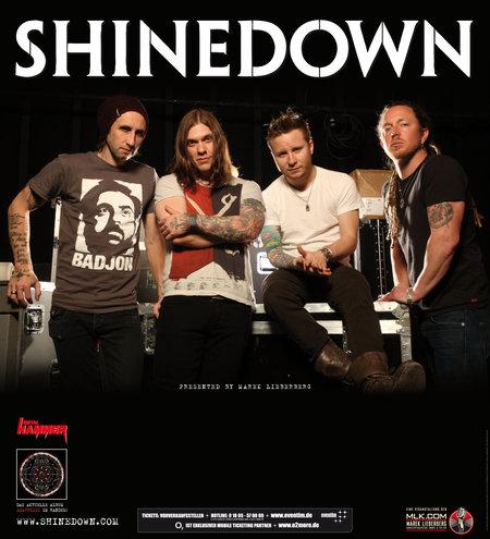 Shinedown: Live 2012