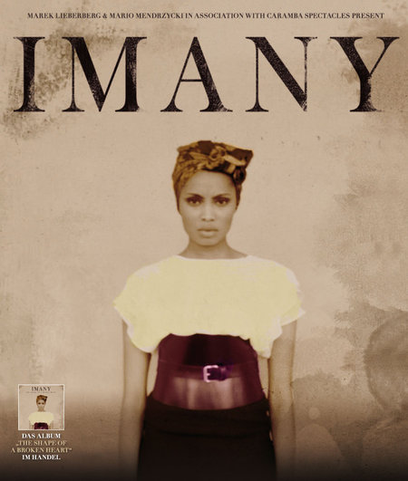 Imany: Live 2012