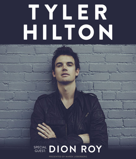 Tyler Hilton: Live 2012