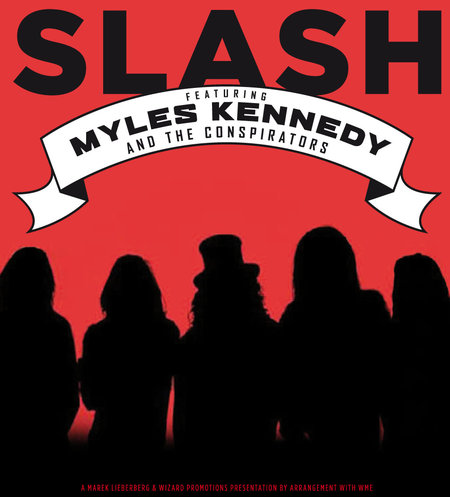 Slash: feat. Myles Kennedy & The Conspirators  - 2012