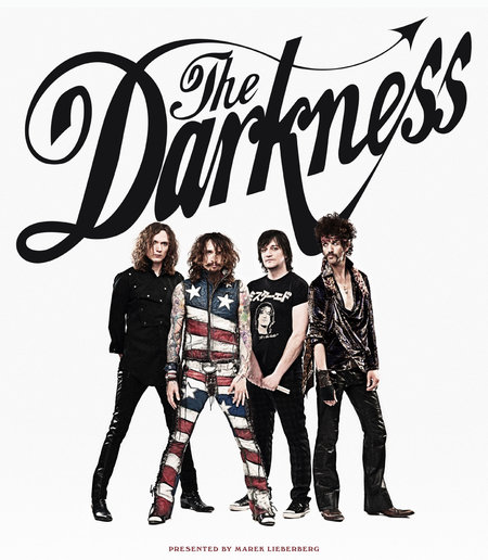 The Darkness: Live 2012