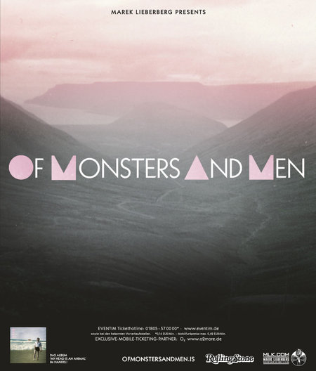 Of Monsters And Men: Tour 2013