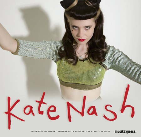 Kate Nash: Tour 2012