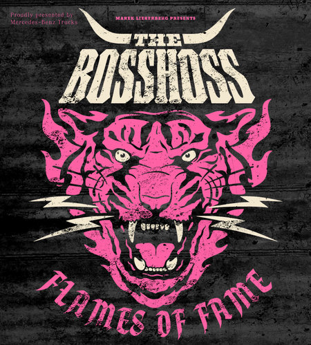 The BossHoss: Tour 2013