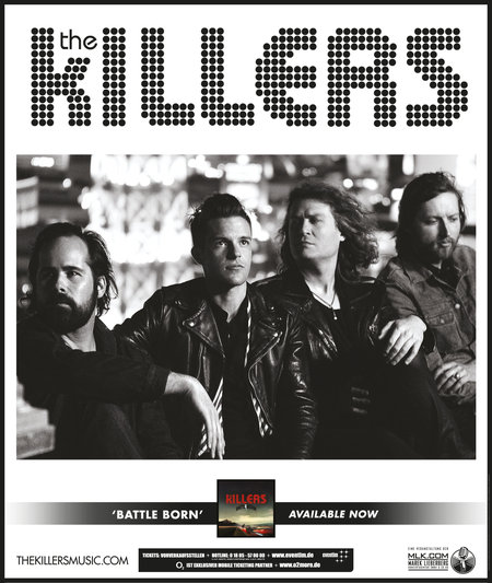 The Killers: Live 2013