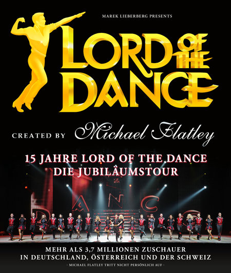 Lord of the Dance: Jubilumstour 2013