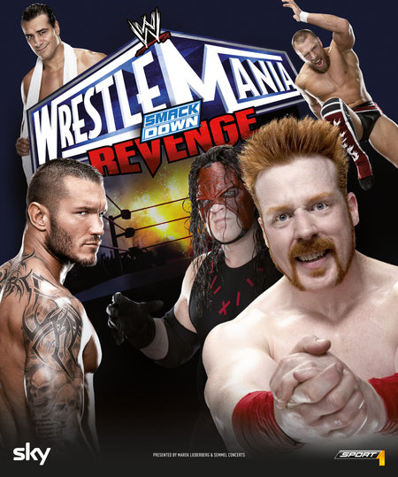 WWE SmackDown: Wrestlemania Revenge Tour 2013