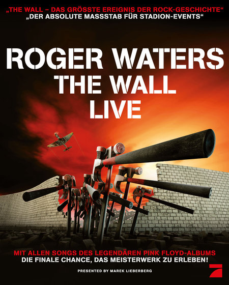 Roger Waters: The Wall Live - 2013