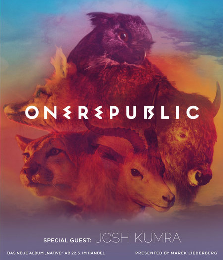 OneRepublic: Tour 2013