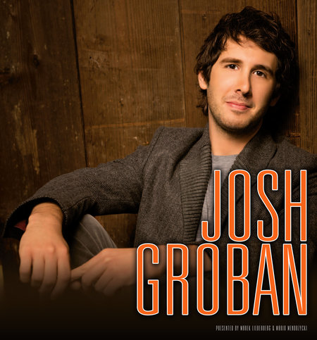Josh Groban: Tour 2013