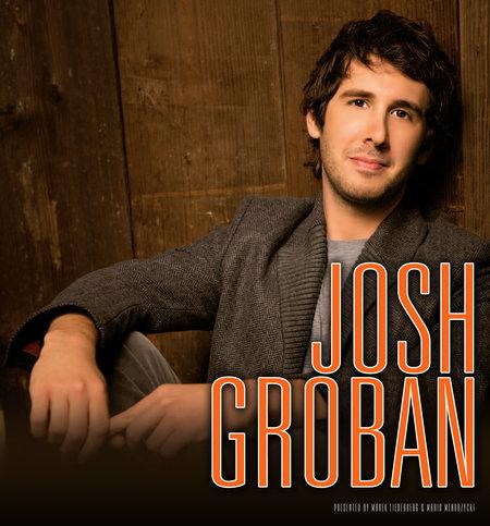 Josh Groban: Tour 2013