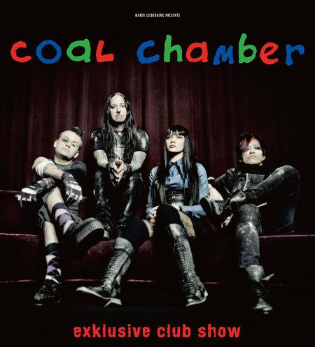 Coal Chamber: Exklusive Clubshow - Live 2013