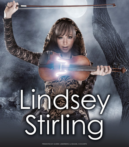 Lindsey Stirling: Tour 2013