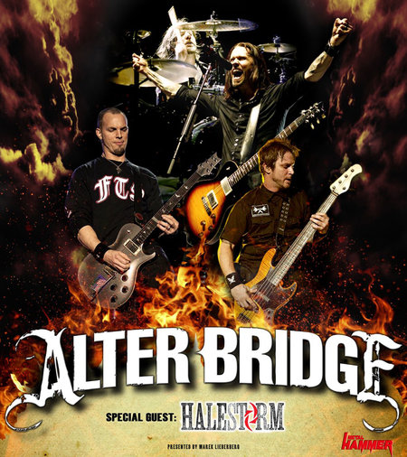 Alter Bridge: Live 2013