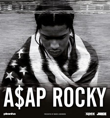 A$AP Rocky: Live 2013