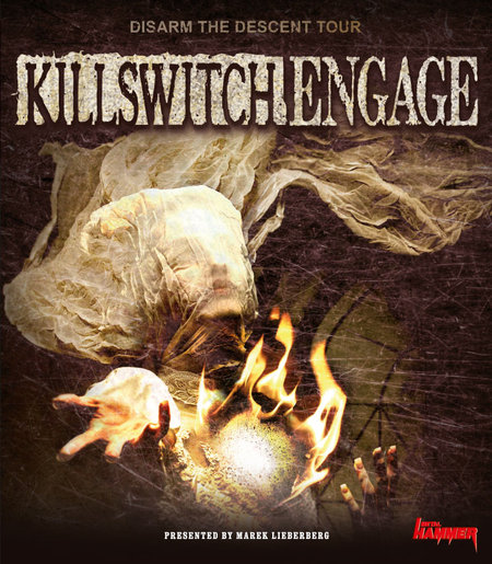 Killswitch Engage: Tour 2013