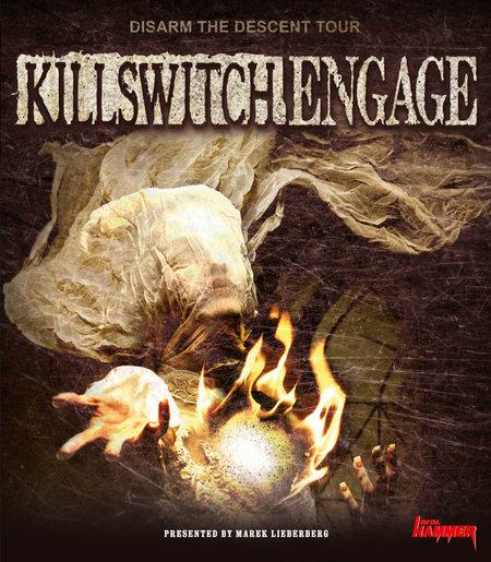 Killswitch Engage: Tour 2013