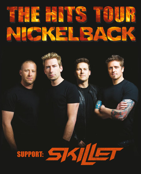 Nickelback: The Hits Tour 2013