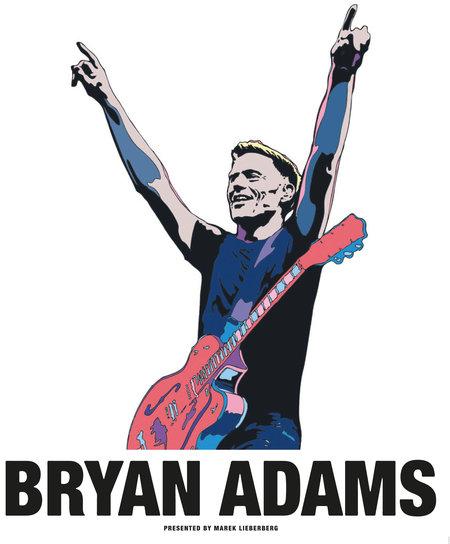 Bryan Adams: Tour 2013
