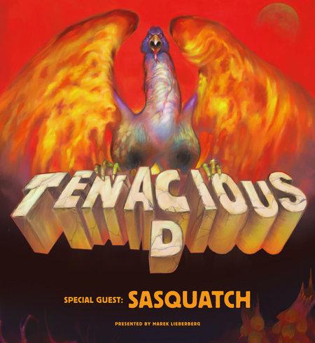 Tenacious D: Live 2013