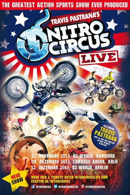 Nitro Circus: Live 2013
