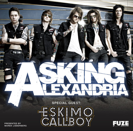 Asking Alexandria: Live 2013